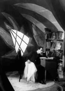 Friedrich Feher in Das Cabinet des Dr. Caligari dir. Robert Wiene, 1920