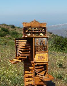 Cabinet of Wonders, Baja California, Metaphysical Circus Press
