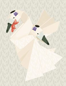 illustration of Errantry, short story by Elizabeth Hand