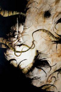 Eye of the Beholder, illustration by Daniele Serra